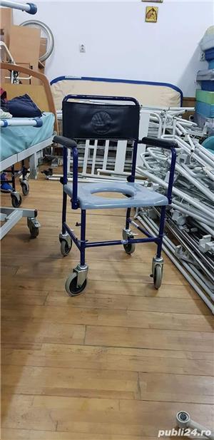 Paturi medicale, carucioare, carje, cadre, scaune toaleta... - imagine 6