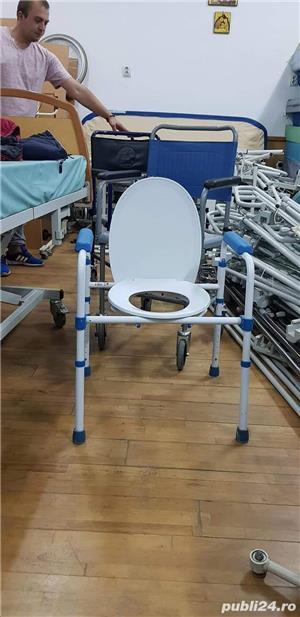 Paturi medicale, carucioare, carje, cadre, scaune toaleta... - imagine 8