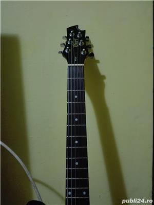 Chitara electrica cort m520 si amp fender mustang 1 v2 - imagine 5
