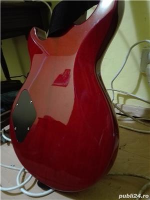 Chitara electrica cort m520 si amp fender mustang 1 v2 - imagine 3