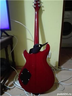 Chitara electrica cort m520 si amp fender mustang 1 v2 - imagine 6