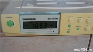 Radio Grundig Sono Clock 680 digital pt.bucatarie corp suspendat - imagine 5