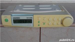 Radio Grundig Sono Clock 680 digital pt.bucatarie corp suspendat - imagine 1