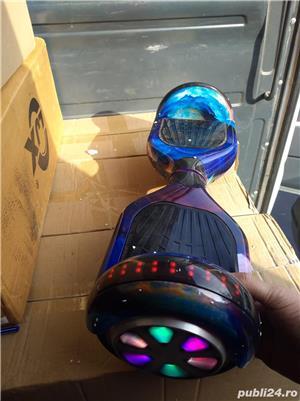 Oferta Lunii Hoverboard 1000w Bluetooth-Telecomanda + GEANTA - imagine 2
