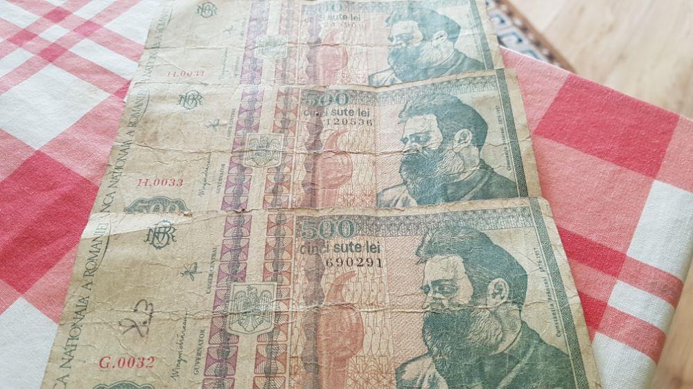Bancnote vechi  - imagine 1