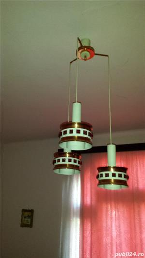Lampa de plafon (lustra) - imagine 1