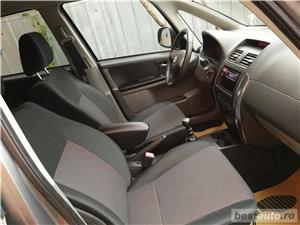 Suzuki sx4-4X4-IMPECABILA-AN 2008-KM.REALI+CARTE SERVICE - imagine 17