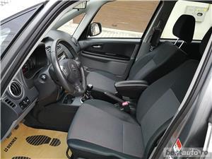 Suzuki sx4-4X4-IMPECABILA-AN 2008-KM.REALI+CARTE SERVICE - imagine 14
