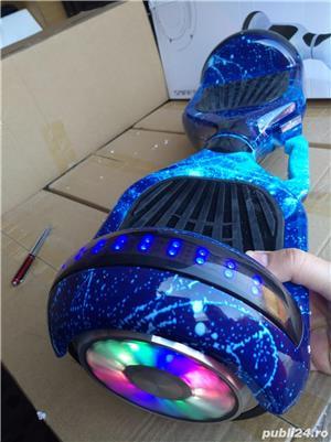 HoverBoard Segway 1000w NOU Bluetooth-Telecomanda HUSA CADOU - imagine 4