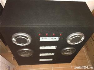 Stand proba CD Player auto, radio auto usb - imagine 2