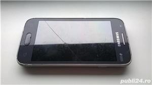 Telefon mobil  Samsung GALAXY ACE 4 dual sim,model SM-G313HU/DS  defect - imagine 1