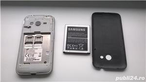 Telefon mobil  Samsung GALAXY ACE 4 dual sim,model SM-G313HU/DS  defect - imagine 4