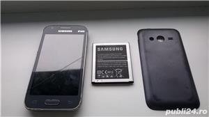 Telefon mobil  Samsung GALAXY ACE 4 dual sim,model SM-G313HU/DS  defect - imagine 3