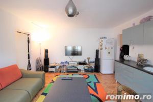 Apartament cu 2 camere, transformate in 3 - imagine 3