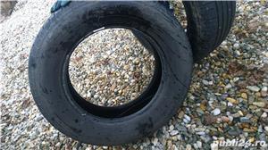 2 anvelope vara 215-65-R16 Bridgestone DOT 1613  - imagine 2