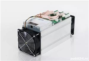 Vand Antminer S9 13.5 TH/s + Sursa EVGA SuperNOVA 1600 G2 - imagine 1