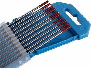 Electrozi wolfram 3.2mm rosu, thorium (sudura wig-tig) - imagine 5