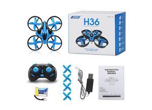 Drona JJRC H36 cu telecomanda,elicopter,avion copii 14+,joc. Nou in cutie - imagine 3