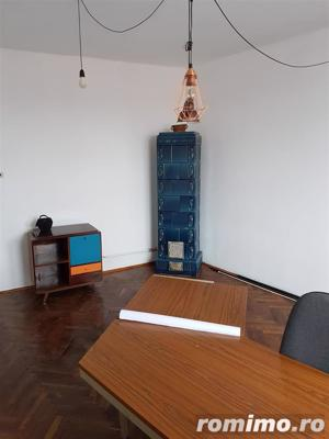 Spatiu de birou, Str.Paris, 2 boxe de depozitare, 52 mp - imagine 4