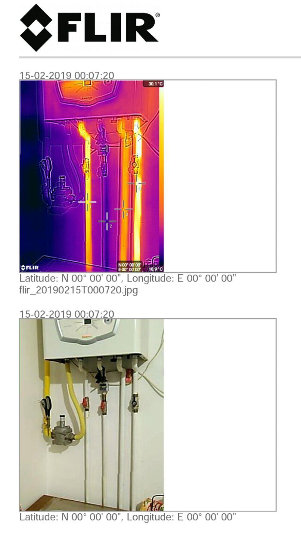 Servicii de termoviziune la preturi avantajoase. Incepand de la 10 lei/raport. - imagine 3