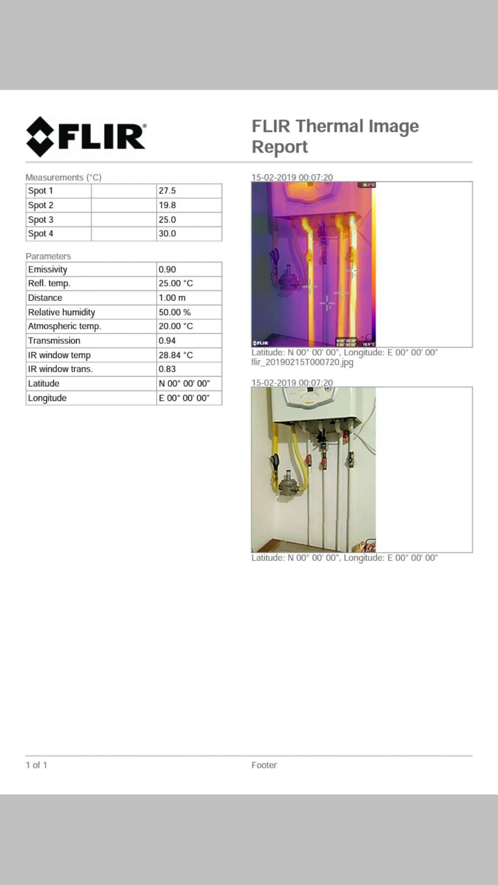 Servicii de termoviziune la preturi avantajoase. Incepand de la 10 lei/raport. - imagine 4