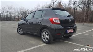 Dacia Sandero GPL TVA Inclus Leasing/Credit direct in Parc  - imagine 6