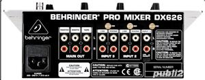 Mixer Behringer DX626 Profesional - imagine 2