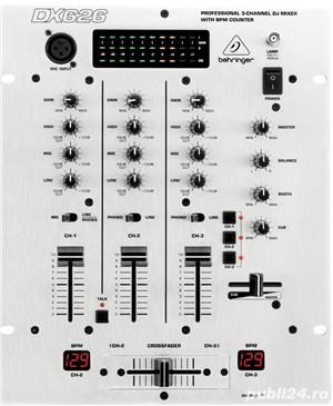 Mixer Behringer DX626 Profesional - imagine 1
