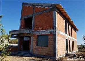Palazu Mare - Vila P+1E, 201mp utili, terasa, garaj, teren 520mp, vedere la lac - imagine 4