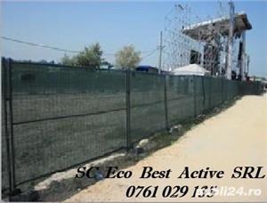 Inchirieri Garduri Mobile - Panou Mare (3,5x2m) - Corbeanca, Ilfov - imagine 1