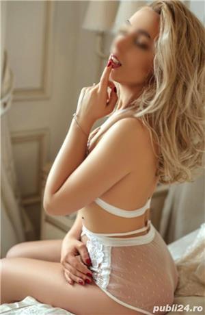 Blonda cu experienta pot veni si la tine - imagine 1