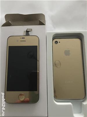 Display Iphone 4|4s gold, auriu. - imagine 3