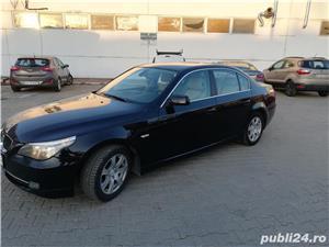 BMW 520 D din 2008 in stare F. BUNA - imagine 2