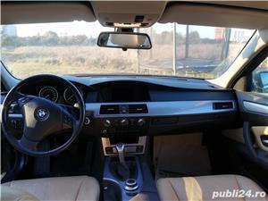 BMW 520 D din 2008 in stare F. BUNA - imagine 3