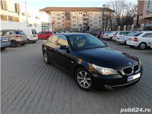BMW 520 D din 2008 in stare F. BUNA - imagine 4