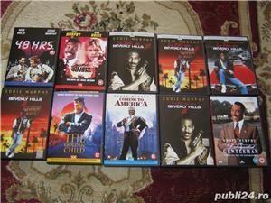 EDDIE MURPHY,12 DVD FILME DE COLECTIE,FORMAT DVD,SUBTITRATE IN ROMANA,SUPER CALITATE,MULTE RARITATI - imagine 1