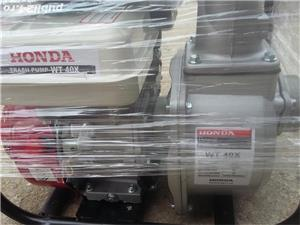Motopompa honda  - imagine 3