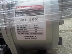 Motopompa honda  - imagine 5