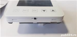 Incalzirea pardoseala cu termostat Inteligent digital Touch - imagine 6