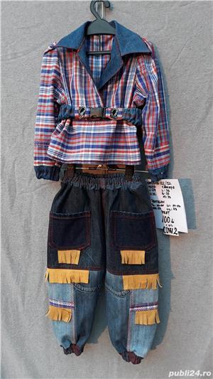 "Costum ""Cowboi"" pentru copii - imagine 2"