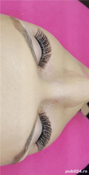 #  Extensii  Gene # Make-Up Profesional # Microblading Sprancene - imagine 2