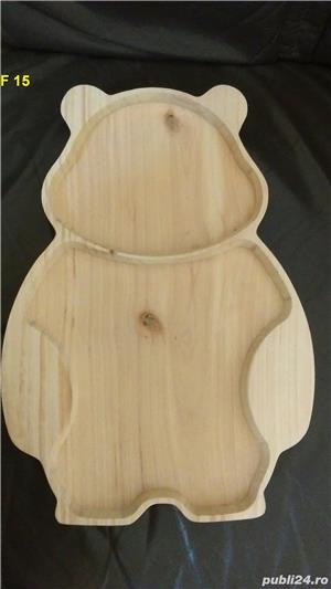 platouri din lemn - imagine 11