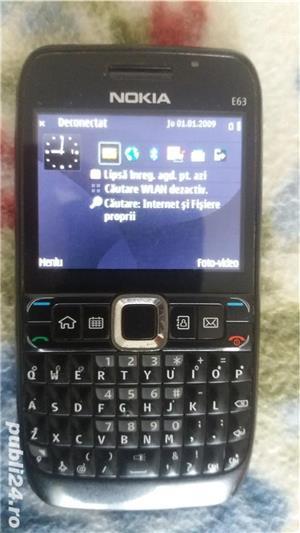 Nokia e63 - imagine 1