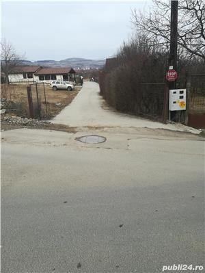 Vând teren zona Motel Gilau - imagine 1
