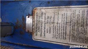 Elevatoare Consul SH 4t,2t,2.5t - imagine 2