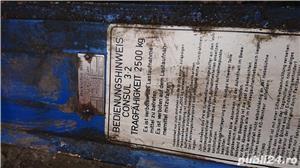 Elevatoare Consul SH 4t,2t,2.5t - imagine 3