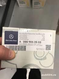Senzor Noxe Oxigen Mercedes A0009053503 - imagine 6