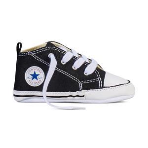 Converse First Star Hi Black - marimea 18 - imagine 3