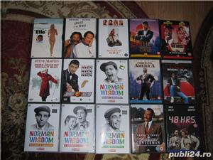 COMEDII DVD FILME ORIGINALE,EDDIE MURPHY,BILLY CRISTAL,ROBBIN WILLIAMS,MR BEAN,NORMAN WISDOM,D.MOORE - imagine 1