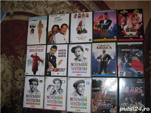 COMEDII DVD FILME ORIGINALE,EDDIE MURPHY,BILLY CRISTAL,ROBBIN WILLIAMS,MR BEAN,NORMAN WISDOM,D.MOORE - imagine 5